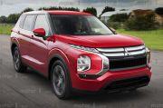 Dirilis 2020, Mitsubishi Outlander Terbaru Ditenagai Mesin Nissan?