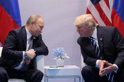 Telepon Putin, Trump Tekankan Kontrol Senjata Mencakup China