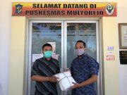 Bantuan UMSurabaya di Masa PSBB, Lelang Jersey sampai Bagi APD ke Puskesmas