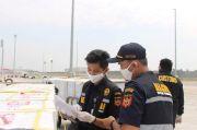 Bea Cukai Layani Impor Kargo Pertama di Bandara Internasional Yogyakarta