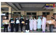 Bea Cukai Beri Bantuan di Makassar dan Gorontalo