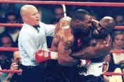 Duel Jilid 3 Mike Tyson vs Evander Holyfield: Saya Tidak Takut!