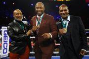 Menanti Comeback Trio Raja Kelas Berat Tyson, Holyfield, Lewis