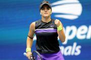 Si Cantik Bianca Andreescu Fokus Memburu Takhta Ratu Tenis Dunia