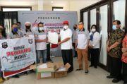 Pemko Medan Terima Bantuan Alkes dan Sembako dari Alfa Group-Komunitas MeMo