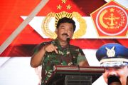Panglima TNI Akan Pimpin Upacara Pemakaman Djoko Santoso