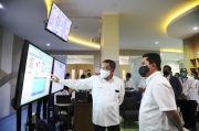 Erick Thohir Periksa Kesiapan Laboratorium PCR di RS PHC Surabaya