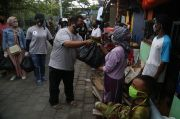 Hadapi Paceklik, Pekerja Logistik Suplai Kebutuhan Pangan warga