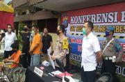 Kembali Membegal, Mantan Napi Assimilasi Mati Ditembak Polrestabes Medan