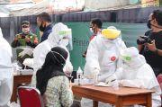 Cegah Covid-19, Stasiun Bojonggede dan Pasar Bogor Dilakukan Swab Test Massal