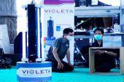 Inovasi Robot ITS Bisa Ambil Pasar Impor Alkes