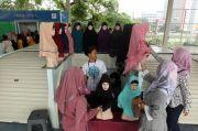 Dipicu Pandemi, Penjualan Produk IKM Fesyen Muslim Anjlok 80%