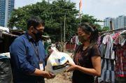 PNM dan Baznas Bagikan 25.000 Paket Sembako ke Nasabah Terdampak Covid-19