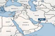 Iran Tak Sengaja Tembakkan Rudal ke Kapal Perangnya, 40 Tentara Hilang