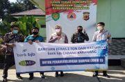BJB Karawang Sumbang 2 Ton Beras untuk Warga Terdampak Corona