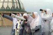 Miliki Observatorium Andal, Mendidik Santri Cinta Dunia Astronomi