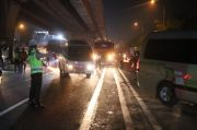 18 Hari Operasi Ketupat,17 Ribu Kendaraan Pemudik Berhasil Dihalau