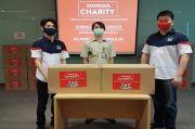 Honda Bandung Salurkan Ribuan APD untuk Rumah Sakit di Bandung