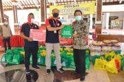 11.200 Paket Sembako Donasi Konsumen Alfamidi Disebar ke 13 Provinsi