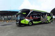 Lewat Terminal Pulogebang, 73 Penumpang Bus AKAP Keluar Jakarta