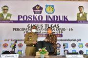 Gubernur Sulsel Nurdin Abdullah Salurkan Bantuan di Selayar