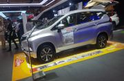 Pahlawan Medis dapat Kemudahan Miliki Mobil Mitsubishi XPander Series