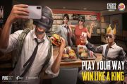 PUBG Mobile Bagikan Skin Gratis di Event Play Your Way, Win Like A King