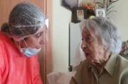 Nenek 113 Tahun di Spanyol Kalahkan Covid-19, Bosan dengan Isolasi