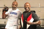 Mike Tyson Dilatih Jawara asal Brasil Berjuluk Sang Guru