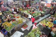 Cegah Penularan COVID-19, Lantai 1 Pasar Bogor Ditutup Tiga Hari
