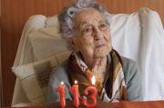 Sebulan Disiplin Isolasi Diri, Nenek 113 Tahun Sembuh dari Corona