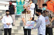 Rp2,3 M Dana Baznas Disalurkan Untuk 23.000 Santri yang Tak Mudik