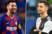 Ronaldo Nikmati Rivalitas dengan Lionel Messi