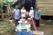 Korban Banjir Pidie Jaya Aceh Terima Bantuan