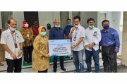 CSR BUMN Beri Bantuan APD ke Rumah Sakit Rujukan COVID - 19