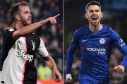 Melo Enggan Tinggalkan Barcelona, Juventus-Chelsea Siap Barter Pjanic dan Jorginho