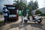 YPO dan Grab Gotong Royong Bagikan 100.000 Paket Buka Puasa