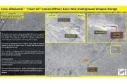 Iran Bangun Terowongan Bawah Tanah untuk Simpan Senjata di Suriah