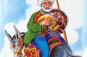 Timur Lenk Minta Nasruddin Hoja Mengajari Keledai Membaca