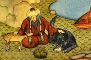 Abu Nawas Jalankan Perintah Baginda Mengajar Lembu Mengaji