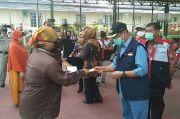 600 PKL Digerojok BLT Rp750 Ribu dari Zakat Profesi Pejabat Majalengka