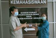 Pandemi Covid-19, ITS Bagikan 4.000 Paket Data bagi Mahasiswa