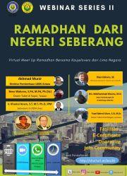 Seperti Apa Ramadhan di Negeri Seberang, Yuk Gabung Webinar Ini