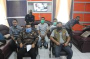 Lawan Hoax di Masa Pandemi Corona, KPK-Pemkab OKI Gandeng Media