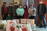KBRI Bratislava Distribusikan Bantuan Sosial kepada WNI Terdampak Covid-19