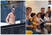 Persiapan Pensiun, Ronaldo Bangun Rumah Mewah di Tanah Kelahiran