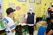 Jelang PSBB Malang Raya, Khofifah Tinjau Kampung Tangguh Cempluk