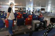 Protokol Ketat, Cuma 1 Penerbangan di Bandara Ahmad Yani Semarang