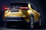 Toyota Yaris Cross Dikabarkan akan Melahirkan Lexus BX di 2023