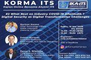 Korma ITS: UU Perlidungan Data Mendesak untuk Mendukung Ketahanan Ekonomi Digital